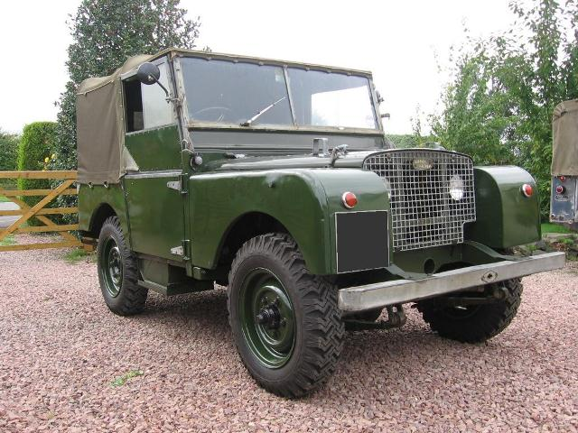 1949 Land Rover Series One 80