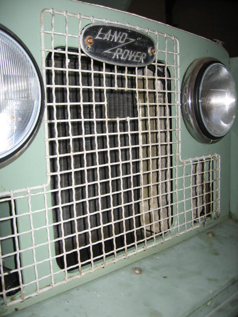 Land Rover Series Two Tdi Intercooler Installation